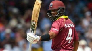West Indies vs Afghanistan 2019: Shai Hope Century Helps West Indies Complete 3-0 Whitewash